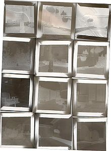 Make a pinhole camera http://en.wikipedia.org/wiki/Pinhole_camera