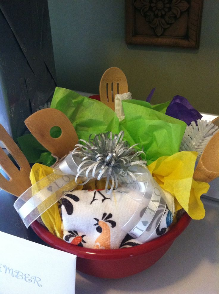 Bridal Shower Gift For Future Sister In Law : Bridal shower gift for my sister in law Party Time Pinterest