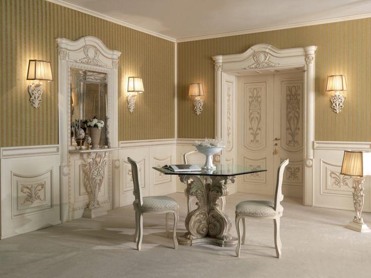 LUIGI XVI Luigi XVI© Classic Wood Interior Doors | Italian Luxury Interior Doors | New Design Porte Panels and Doorways