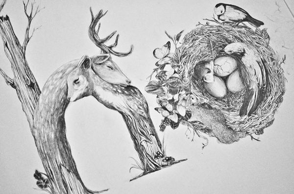 Collective of 2011-2012 by Chatchanok Wongvachara, via Behance