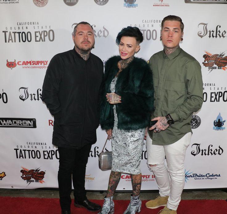 Golden State Tattoo Expo l LA Tattoo Convention l Pre Party Pasadena Art Festival Pa