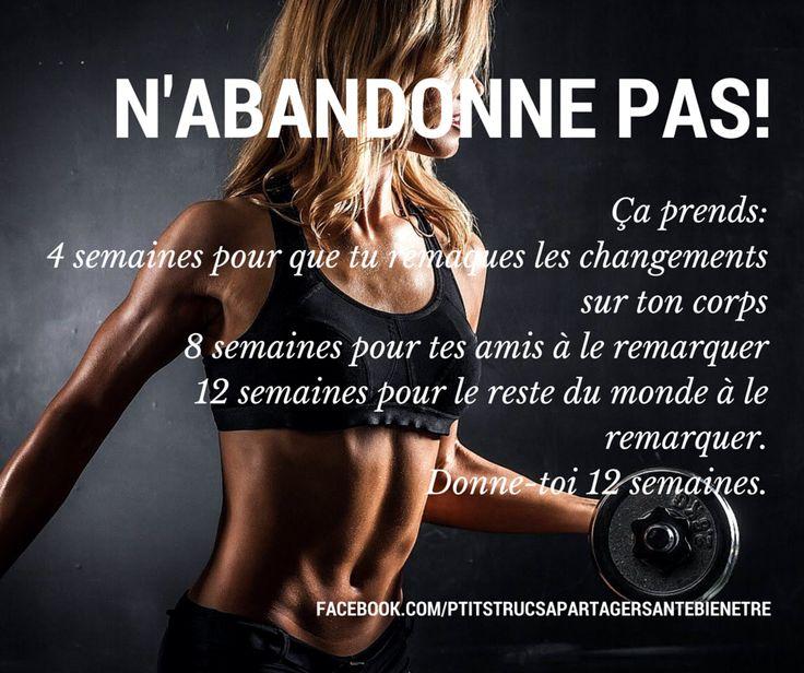 #défi #continue #nabandonnepas #dontquit #doit #results #fitness #health