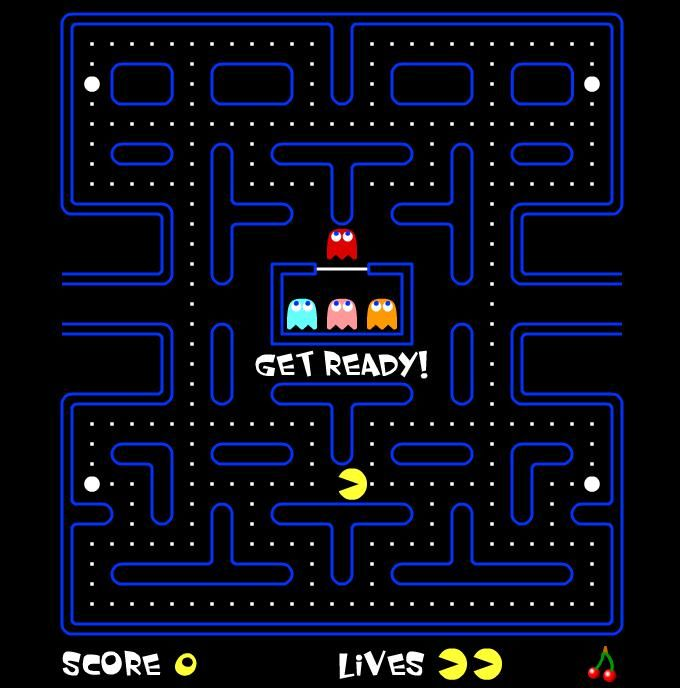 Who has not played Pacman game – he is not a gamer! Play online at Friv