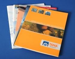 8 - 16  Sayfalı Broşürler Örnekleri http://www.teknikbasim.com/