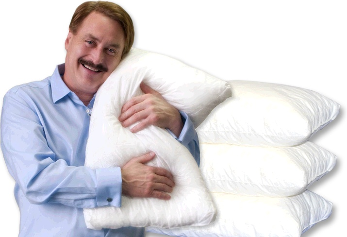 Mike Lindell Ceo Of My Pillow Inc With The Mypillow