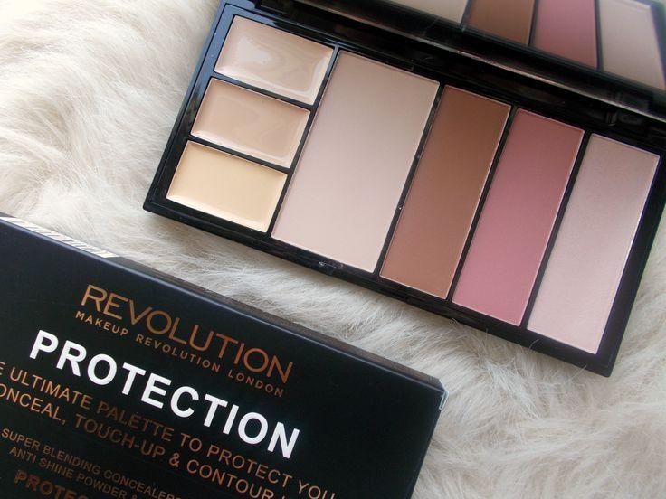 Die beste Palette für blasse Haut! // Makeup Revolution   – The Pale Girl's Guide to Beauty Collab