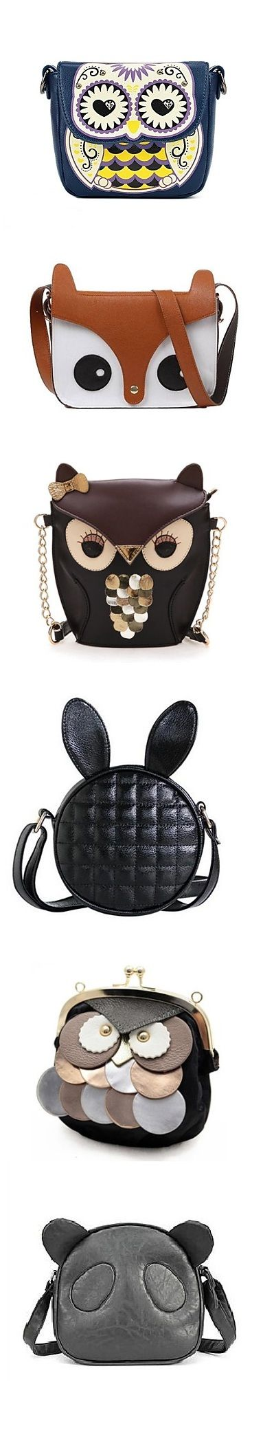 14 Best Mochila Bolso Images On Pinterest Wallets Clutch Bags And Freckles Backpack Owl Blue Pink Tas Bayi Those Are The Cutest Clutches Ever An A Rabbit