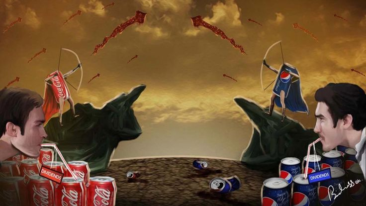 Coca-Cola (KO) and PepsiCo (PEP), the two largest global beverage companies, have traditionally been considered strong dividend stocks. Both companies are included in the S&P Dividend Aristocrats List, and their stock prices are resilient enough to hold up during a financial downturn.