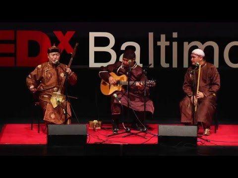 Tuvan Throat Singing | Alash | TEDxBaltimore - YouTube