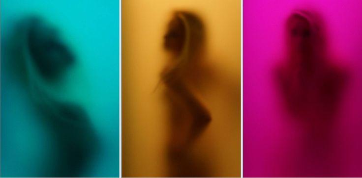 "Saatchi Art Artist: Kayvan Shokolat; Lights 2015 Photography ""Triptych"""