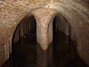 7 Wonders of England - London Sewers - Londons Sewers are a triumph of Victorian engineering.