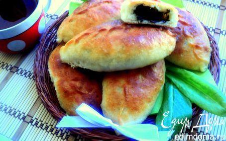 Пирожки печеные со щавелем | Кулинарные рецепты от «Едим дома!»