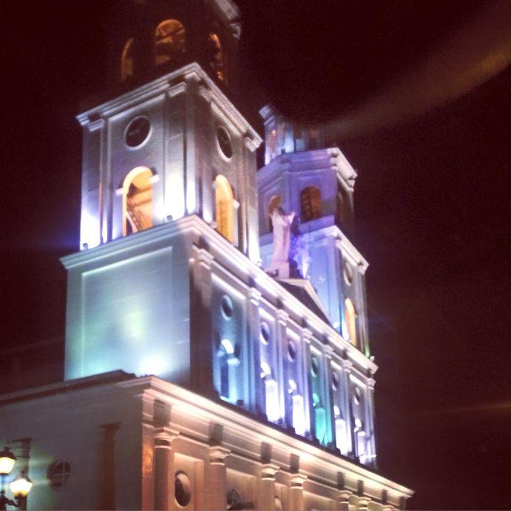 La Sagrada Familia, Centro de Bucaramanga