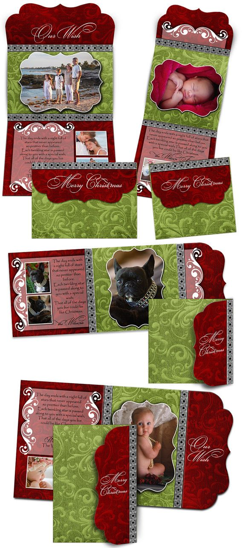 Tri Fold Card