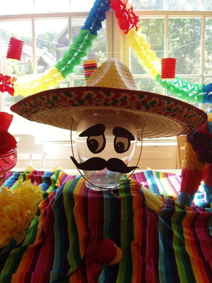 Mexican Cinco de Mayo Party Ideas | Photo 1 of 24 | Catch My Party
