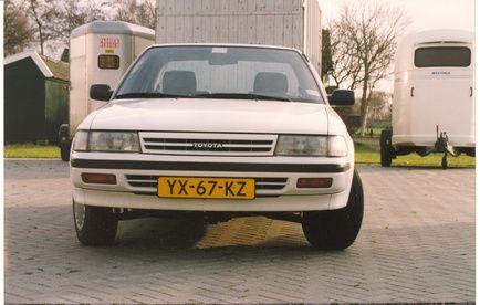Toyota Carina ii 1989