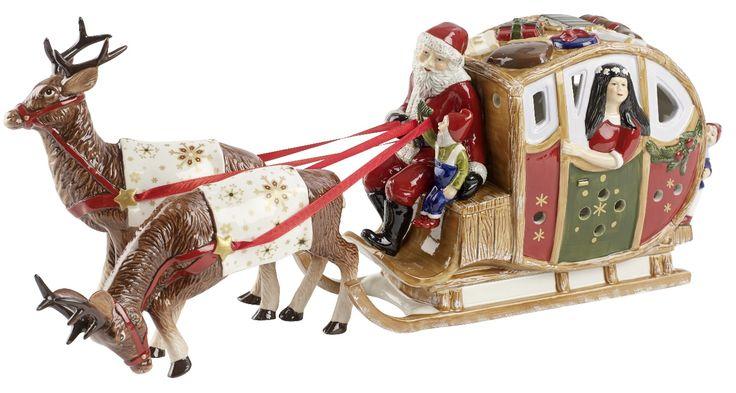 Έλκηθρο, 44X11X18 εκ., Fairytale, σειρά Christmas Toys, Villeroy & Boch | Παρουσίαση http://www.parousiasi.gr/?product=villeroy-boch-%CE%B5%CE%BB%CE%BA%CE%B7%CE%B8%CF%81%CE%BF-44x11x-8327-5435