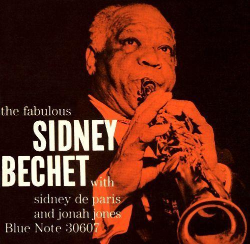 The Fabulous Sidney Bechet [CD]