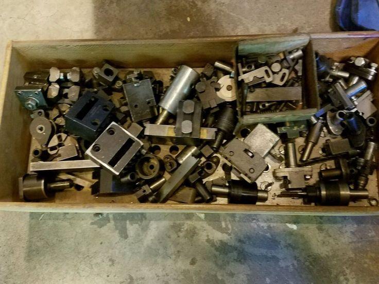 Hardinge lathe tooling