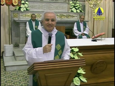 Homilia | Padre César Moreira - Missa de Aparecida - Matriz Basílica - 1...