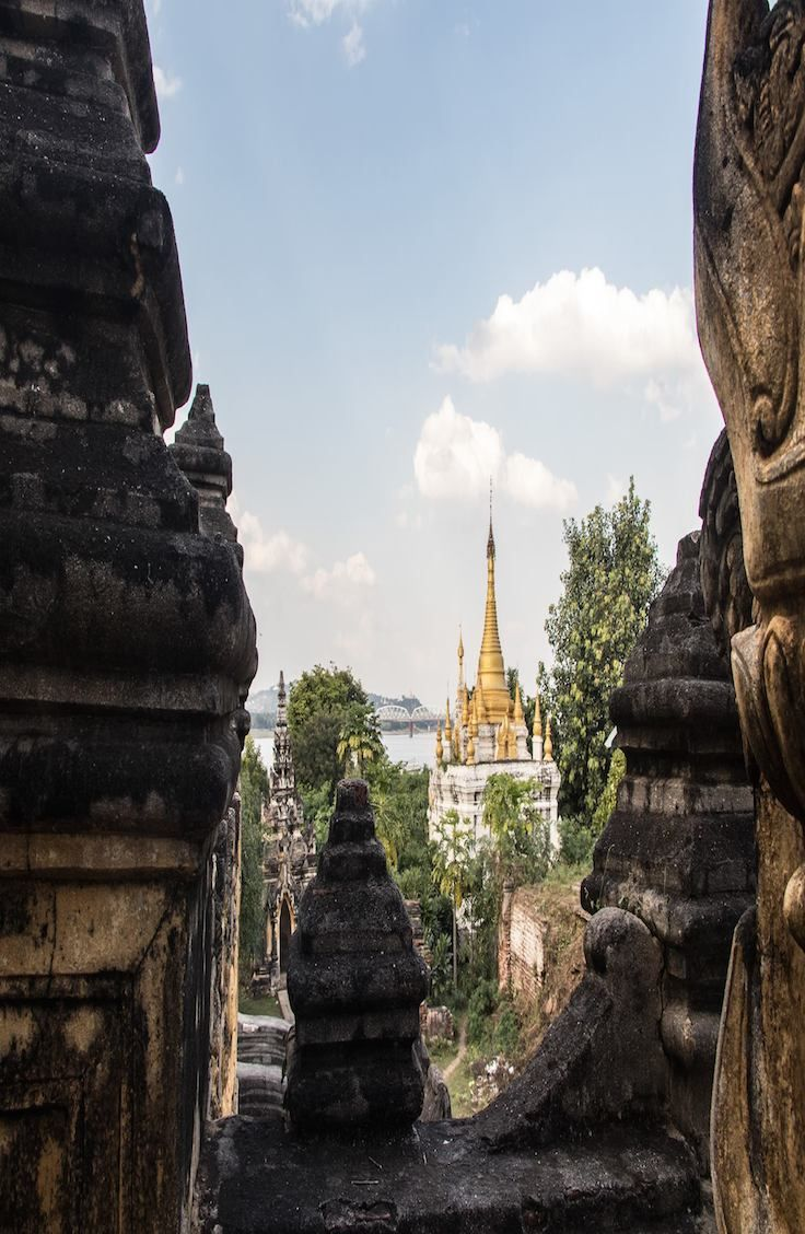 Complete guide to the Ancient City of Inwa, Myanmar