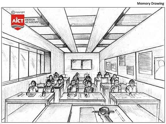 Memory Drawings Perspective Drawing Architecture Perspective Sketch Architecture Drawing Sketchbooks