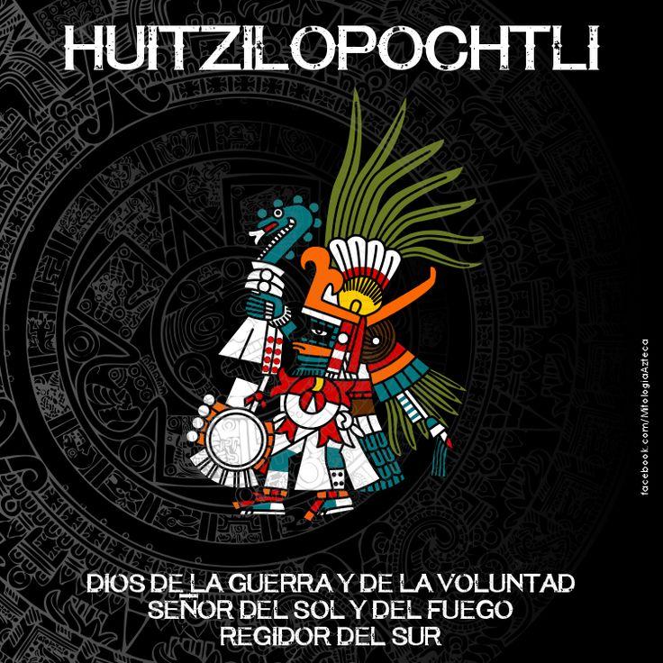 La mitología mexica o mitología azteca es una extensión del complejo cultural mexica. Antes de llegar los aztecas al valle del Anáhuac, ya existían antiguos cultos y diosas del Sol que ellos adoptaron en su afán de adquirir un rostro.[cita requerida] Al asimilarlos también cambiaron sus propios dioses, tratando de colocarlos al mismo nivel de los antiguos dioses del panteón nahua.