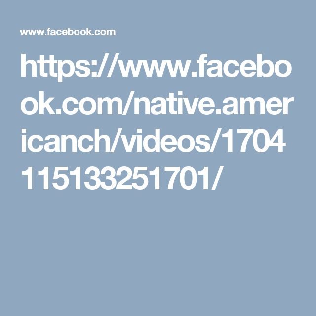 https://www.facebook.com/native.americanch/videos/1704115133251701/