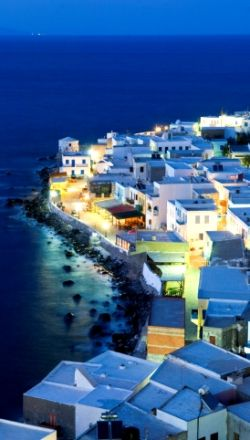 Nisyros is one of the most beautiful Aegean islands, still untouched by the tourism growth. It is part of the Dodecanese group of islands, situated between Kos and Tilos. It can be reached by ferry from Piraeus, Kos and Rhodes.