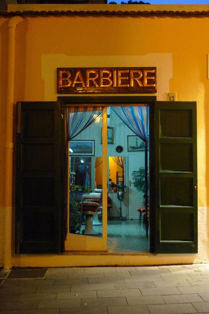 Barbiere in Minori, Campania