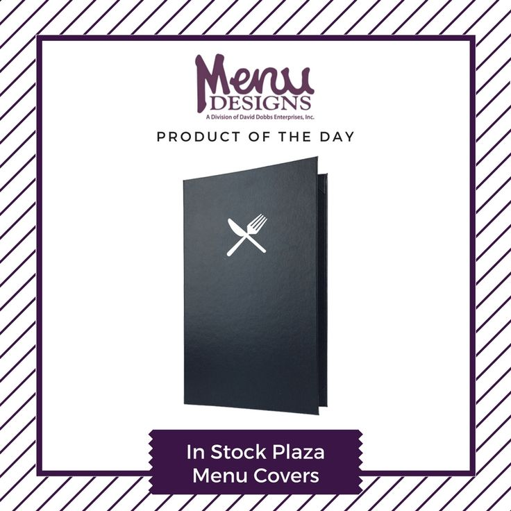 Simple can be sophisticated. Order our black plaza #menu covers for your #restaurant! They are in stock and ready for your #custom #logo. #productoftheday #menudesigns #design #bar #food #drink #hospitality #business #brand #branding #marketing
