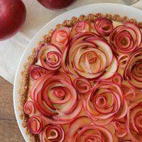 Самый роскошный пирог из яблок