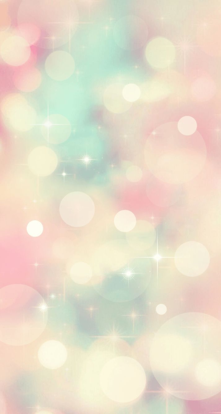 iPhone or Android Unicorn Bokeh wallpaper selected by ModeMusthaves.com