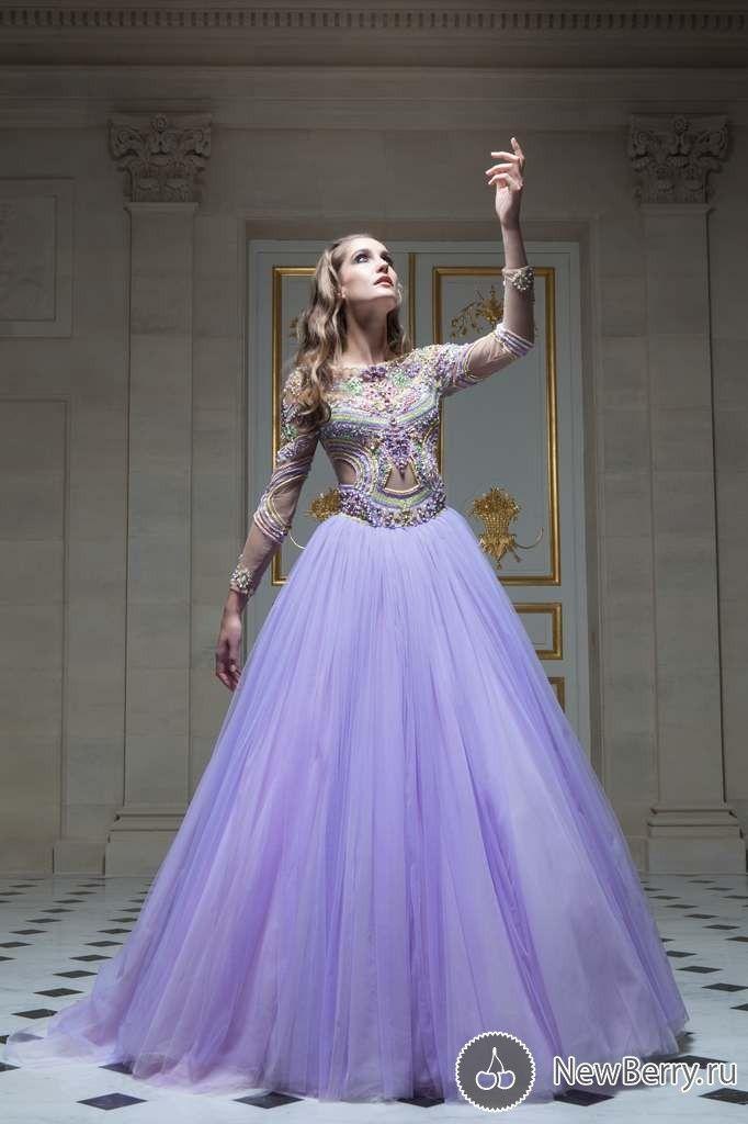 Robert Abi Nader Haute Couture весна-лето 2015