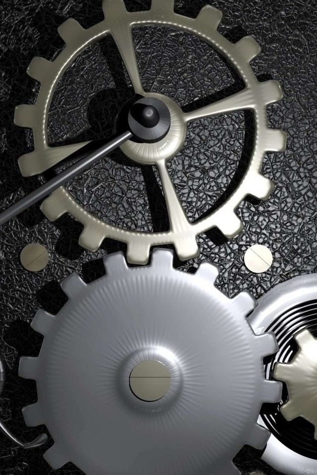 Gears In A Machine Iphone 4s Wallpaper Machine Iphone Iphone 5s Wallpaper Best Wallpapers Android