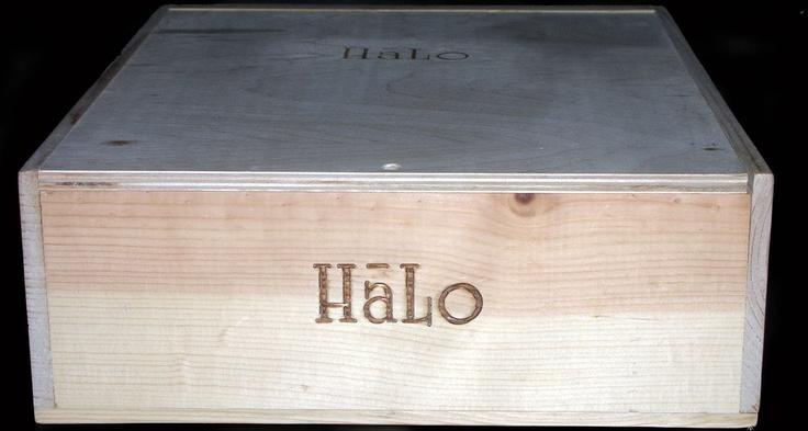 Halo 3 Bottle Wine Case from Napa