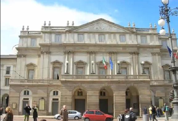 Teatro alla Scala Fotografía: Rebeca Pizarro