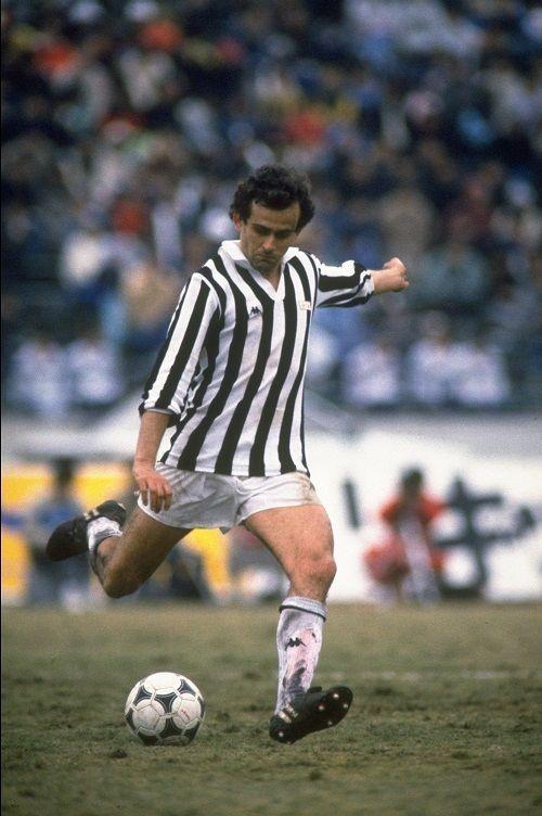 Poster Michel Platini Calcio France Juventus Zidane Coppa Mondo Fifa World Cup  | eBay