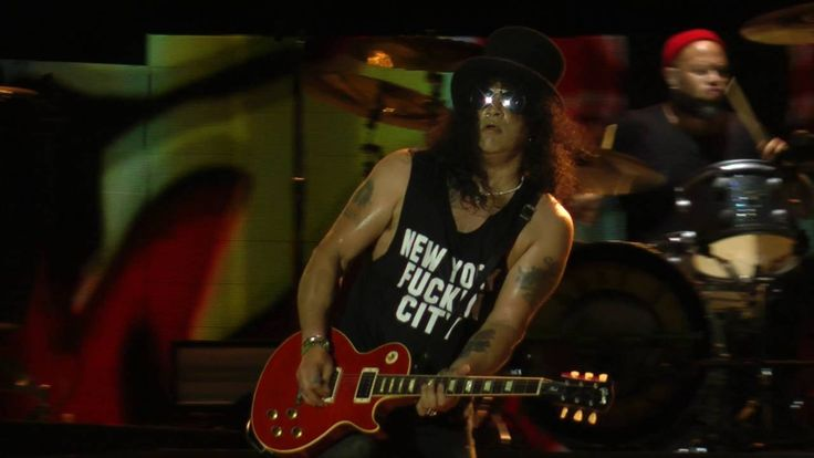Guns N' Roses - Can't Put Your Arms../Attitude (MetLife Stadium) Nj 7.23.16