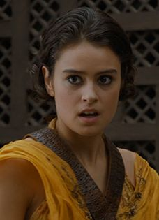 "Tyene Sand is a recurring character in the fifth and sixth seasons, though she was alluded to in Season 4. She is played by Rosabell Laurenti Sellers and debuts in ""Sons of the Harpy"". Tyene Sand is the third of the eight bastard daughters of Prince Oberyn Martell, known as the ""Sand Snakes"". She is also his eldest daughter by his paramour, Ellaria Sand. Tyene fights using a pair of long daggers, though her other signature weapon is her skill with poisons - a tactic she learned from her..."