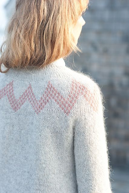 Ravelry: Willard Fair Isle Pullover pattern by Hannah Fettig