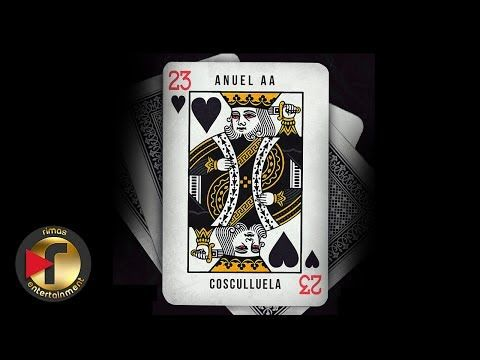 23 - Cosculluela ft. Anuel AA [Video Lyric] - YouTube