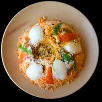 Egg Biryani  - NDTV