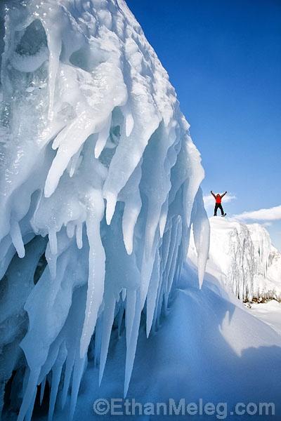 Bruce Peninsula in winter  Ethan Meleg - Nature Photography