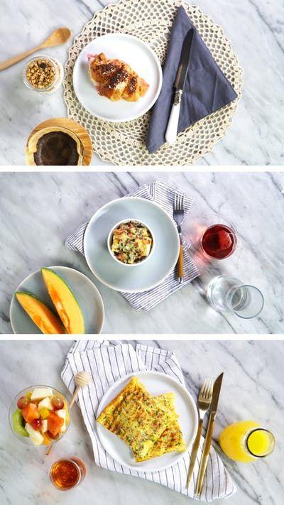 3 Ideias Rápidas de Café da Manhã ~ Receita | Tastemade