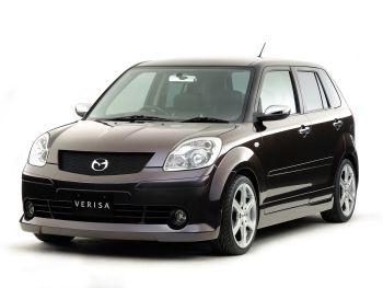 Mazda Verisa SS Concept '2004