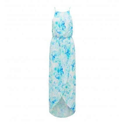 Olivia Wrap Skirt Maxi Dress