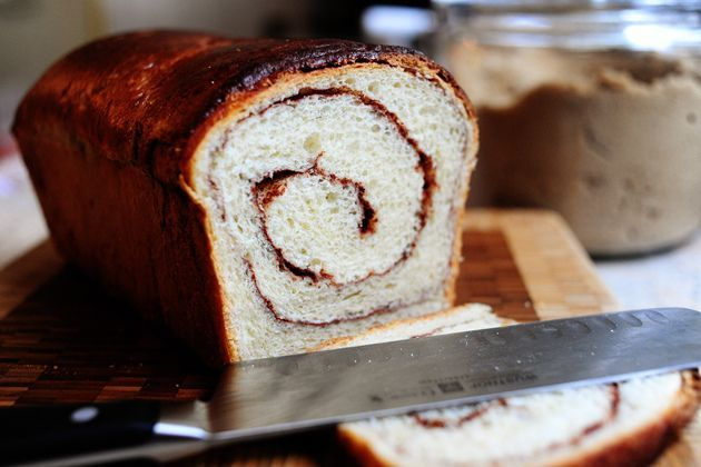 Homemade Cinnamon Bread. | Food: Breads, Pastries, & Dough | Pinterest