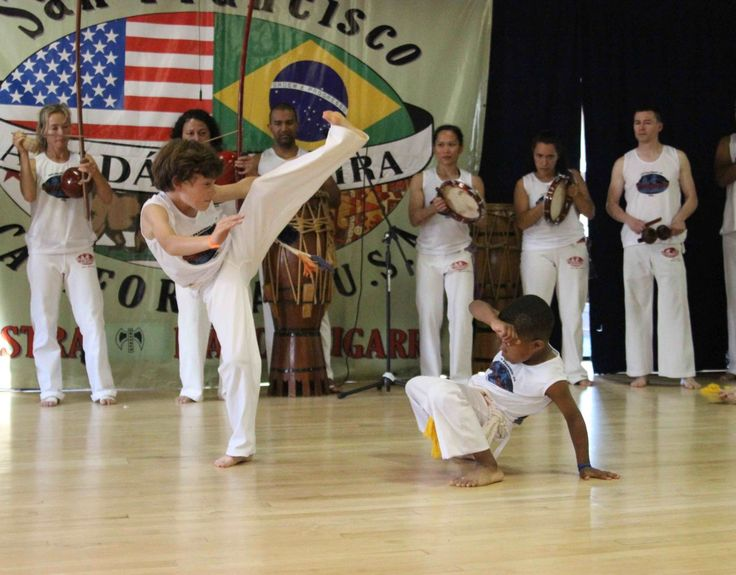 ABADÁ-Capoeira San Francisco – ABADÁ-Capoeira San Francisco Capoeira Arts Center