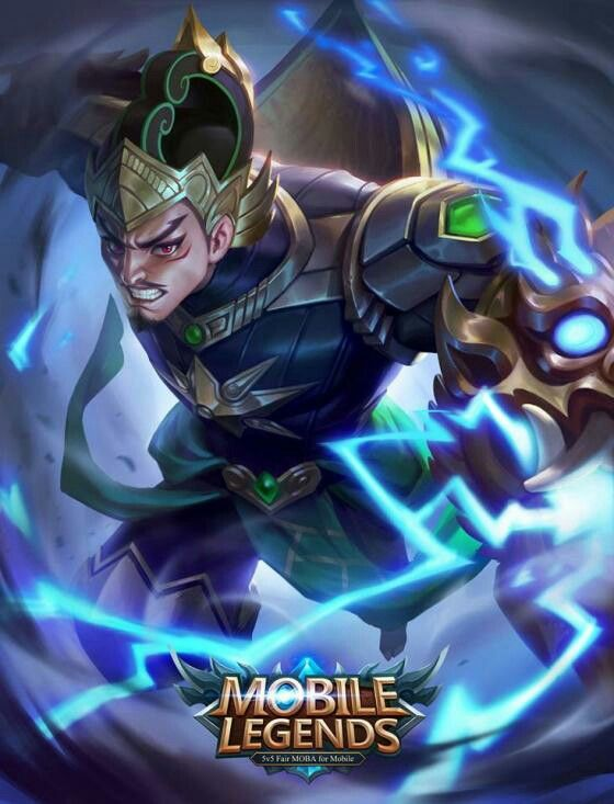 Gatot Kaca (Mobile legend)